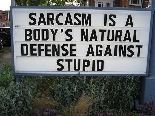 como funciona el cerebro con el sarcasmo