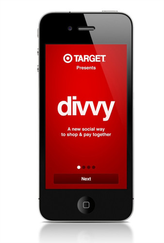 App de compras grupales para Target.