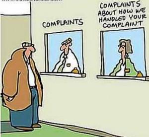Inatención al Cliente